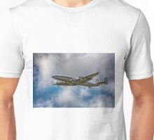 Lockheed L-1049 Super Constellation Unisex T-Shirt
