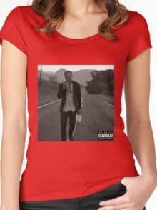 Bill Nye - Real Science Women's Fitted Scoop T-Shirt
