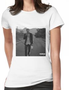 Bill Nye - Real Science Womens Fitted T-Shirt