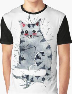 Sweet Kitty Graphic T-Shirt