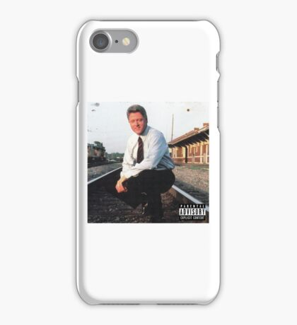 Clinton's Mix Tape iPhone Case/Skin