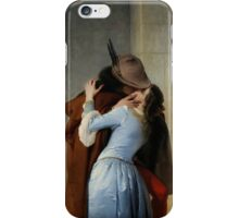 The Kiss, Il Bacio, El Beso iPhone Case/Skin