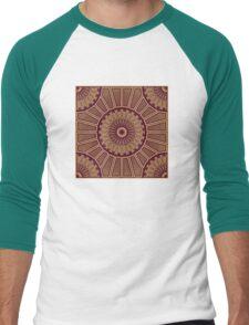 The beautiful Motifs for nice style Men's Baseball ¾ T-Shirt