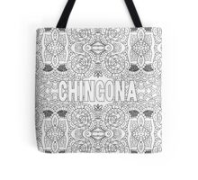 Chingona by Rosanna Alvarez Tote Bag