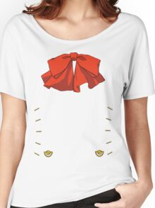 Persona 3 Aigis ribbon Women's Relaxed Fit T-Shirt
