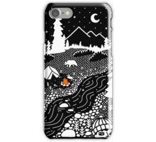 Unwelcome Guest iPhone Case/Skin