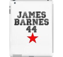 James Barnes iPad Case/Skin