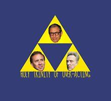 Holy Trinity of Over-Acting Unisex T-Shirt