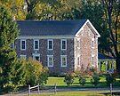 1830's Cobblestone, Wayne County, NY, USA by wolftinz