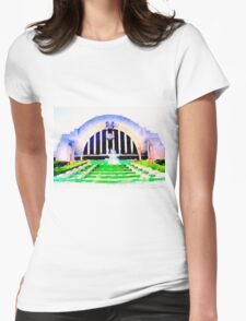 Union Terminal Womens Fitted T-Shirt