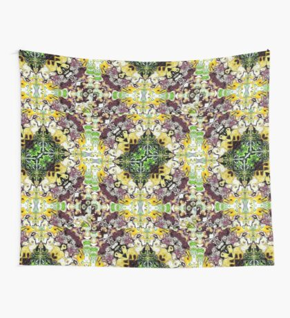 Thrown Away Wall Tapestry