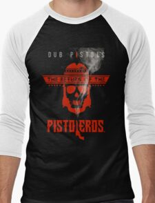 The Return Of The Pistoleros Men's Baseball ¾ T-Shirt