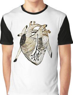 Empty Heart Graphic T-Shirt