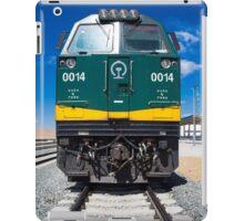 Train Lhasa - Shanghai iPad Case/Skin