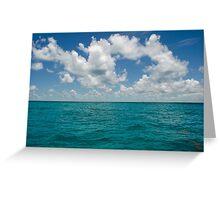 Sunny Sailing Greeting Card