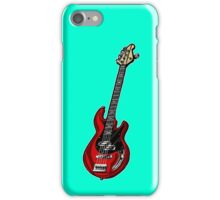 March Hare Bass iPhone Case/Skin