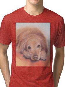 Old Golden Tri-blend T-Shirt