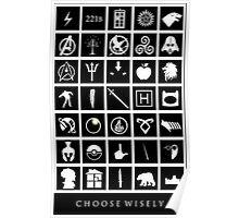 Choose Wisely Fandom Poster