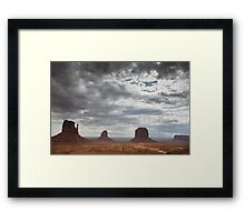 Monument Valley, USA Framed Print