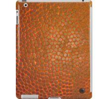 BASKETBALL (Textures) iPad Case/Skin