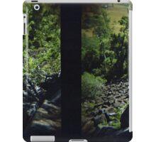Mount Scoria Diptych iPad Case/Skin
