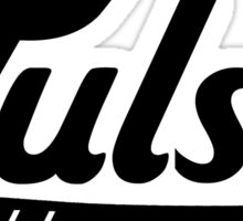 Tulsa Oklahoma Vintage Logo Sticker