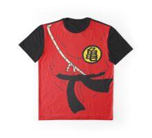 Kid Goku Graphic T-Shirt