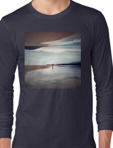 Ghost on the Shore Long Sleeve T-Shirt