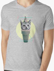 Fiesta Mens V-Neck T-Shirt