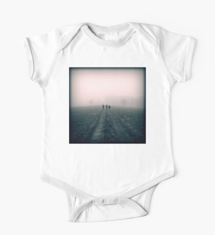 Distant Roads One Piece - Short Sleeve