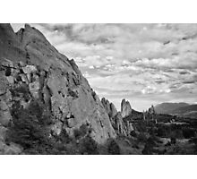 Garden of the Gods #1  Photographic Print