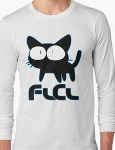 FLCL Fooly Cooly Anime Long Sleeve T-Shirt