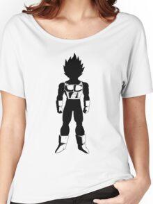 Saiyan Warrior (Black) Women's Relaxed Fit T-Shirt