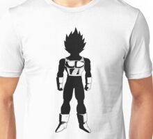 Saiyan Warrior (Black) Unisex T-Shirt