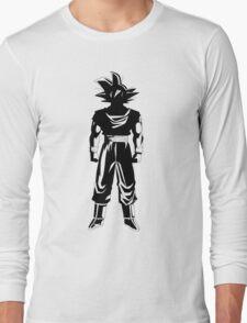 Saiyan warrior (Black) Long Sleeve T-Shirt