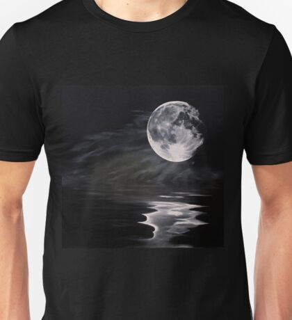 The fullest moon Unisex T-Shirt
