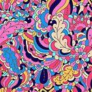 - Plants mosaic - by Losenko  Mila