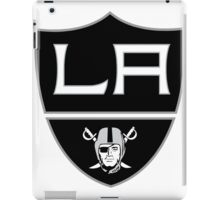 LA Raiders - Oakland Kings iPad Case/Skin