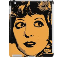 CLARA BOW iPad Case/Skin