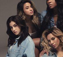 Fifth Harmony Billboard 2 Sticker