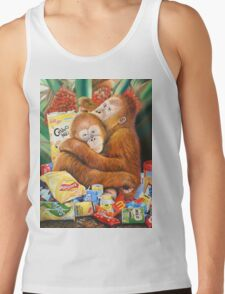 Palm Oil and Pollution Tank Top