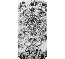 Sweet. Eye.  iPhone Case/Skin