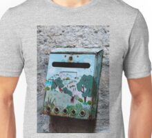Leave Your Letters Here Unisex T-Shirt