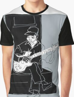 blues #9 Graphic T-Shirt