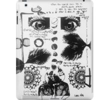 Man of the Day iPad Case/Skin