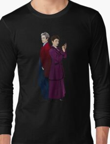 Missy and The Doctor Long Sleeve T-Shirt