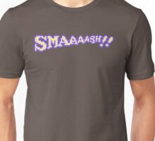 Ness and his lucky bat SMAAAASH!! Unisex T-Shirt