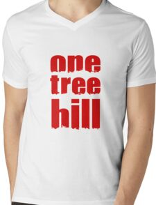 One Tree Hill Mens V-Neck T-Shirt