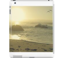 Serenity at the shores iPad Case/Skin