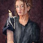 Zoe Alexandra by Paris Lomé